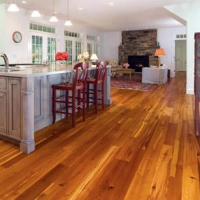 all about bamboo flooring