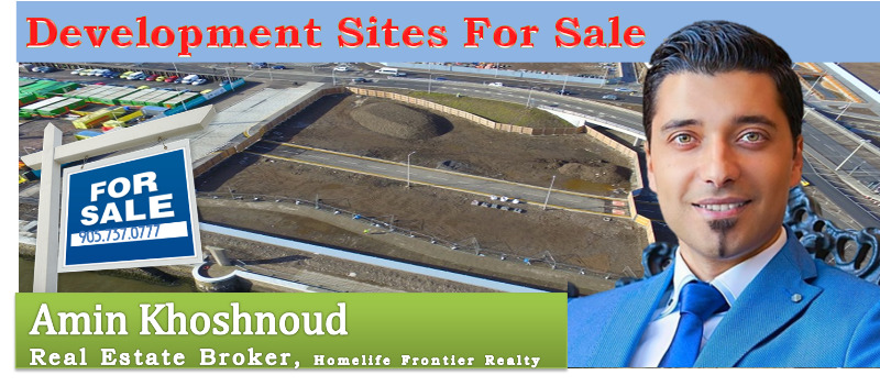 Development land, commercial listings, investment property, amin khoshnoud