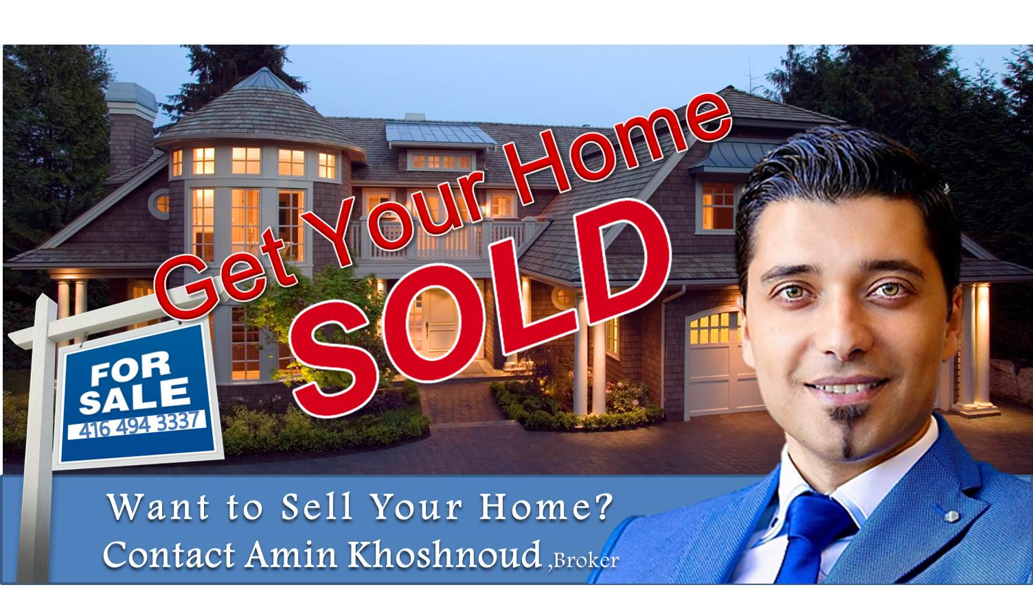 Listing agent, how much my home worth, amin khoshnoud